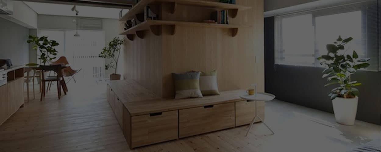 5 dicas para deixar um apartamento reduzido decorado
